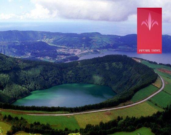 Невероятно красочные Азорские острова (Португалия) – туризм для искушенного путешественника от туроператора Империал Тревел