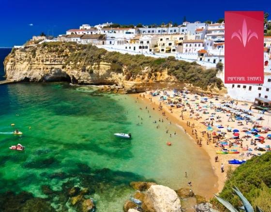 Немного о Лиссабонской Ривьере -  основные курорты, пляжи или туры в Португалии от Империал Тревел