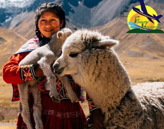 Ищем попутчика в Перу!