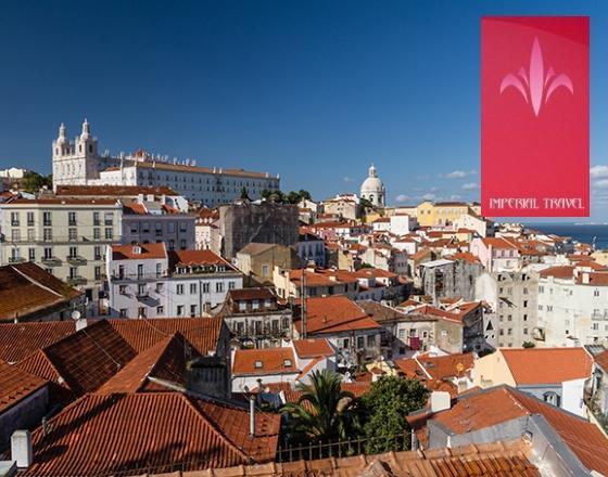 """Интересное о Лиссабоне: что увидеть, услышать и попробовать в столице Португалии – новости от туроператора """"Империал Тревел"""""""