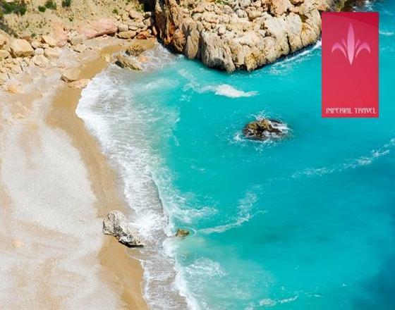 """10 лучших пляжей Коста Бланка (Испания), которые Вы просто обязаны посетить - советы туроператора """"Империал Тревел"""""""