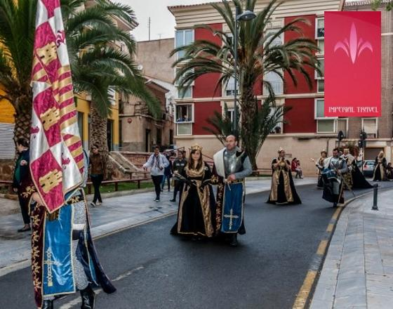 "Лорка – жемчужина Мурсии (Испания) – новинки от туроператора ""Империал Тревел"""