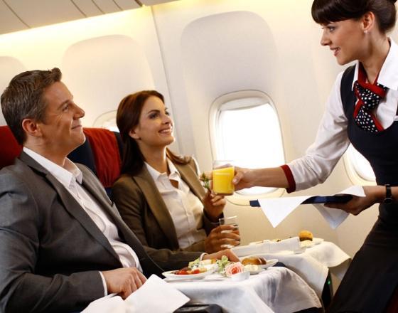 Воздушная кухня: обзор платного бортового питания на рейсах МАУ