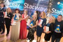 Премия Starway Tourism Awards - это всегда яркий, удивительный, запоминающийся праздник!
