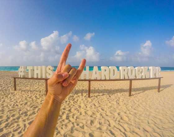 Дети отдыхают бесплатно в Hard Rock (Мексика и Доминикана)