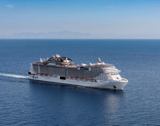 Новые гиганты MSC Cruises: Обзор лайнеров MSC Meraviglia и MSC Seaside