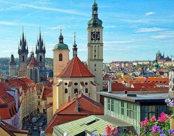 Тест-драйв короткого тура Прага – мой любимый город с Адриатик тревел. Рекомендуем!