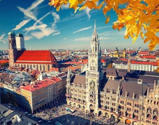 Комбинированные экскурсионные туры в Прагу с посещением городов Европы из Киева и Одессы от PAC GROUP