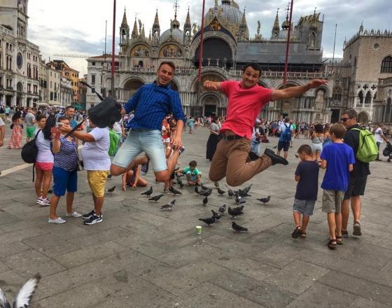 Италия этим летом однозначно MUSTVISIT! Гарантированный выезд 23 июня