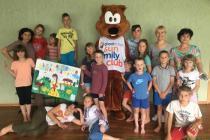 Coral Travel вместе с белкой Санни посетила детский дом «Надежда»