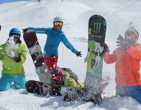 Другая Турция: отдых на горнолыжном курорте. Знакомьтесь - Эрджиес!