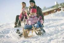 Лыжи, санки и SPA в Закопане