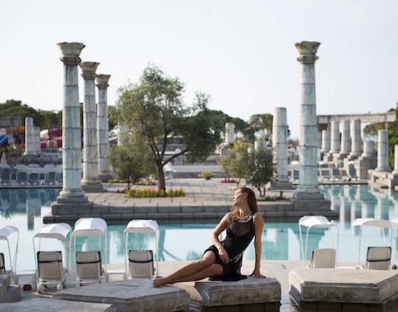 Территория удовольствия: Shang-Du SPA в Xanadu Resort Hotel 5* High Class