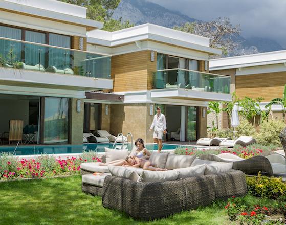 Новая философия отдыха в Nirvana Lagoon Luxury