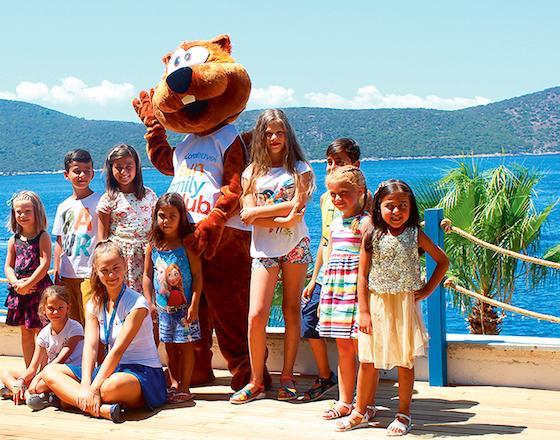ТОП-7 лучших отелей Турции для отдыха с детьми