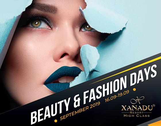Beauty & Fashion Days в Xanadu ResortHotel