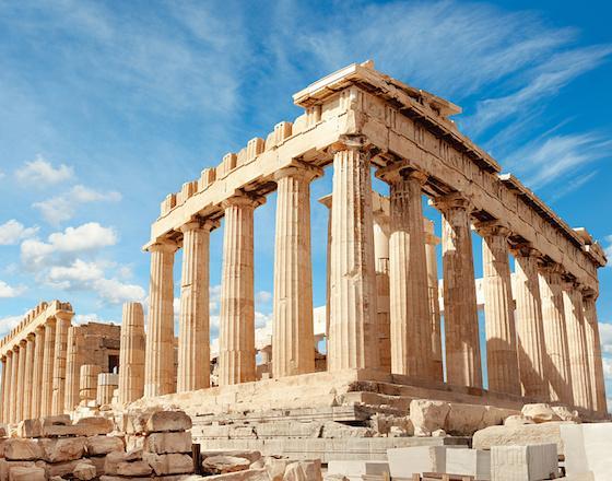 Бажана Греція