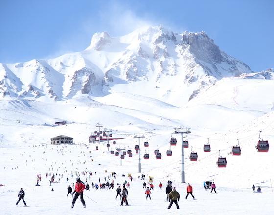 10 причин почему стоит посетить новый горнолыжный курорт в Турции