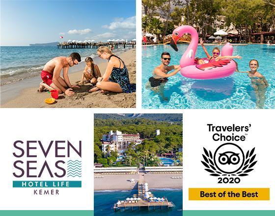 TripAdvisor назвал лучшие семейные отели в Европе