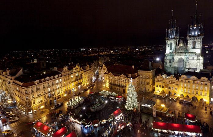 Староместская площадь – Прага, Чехия