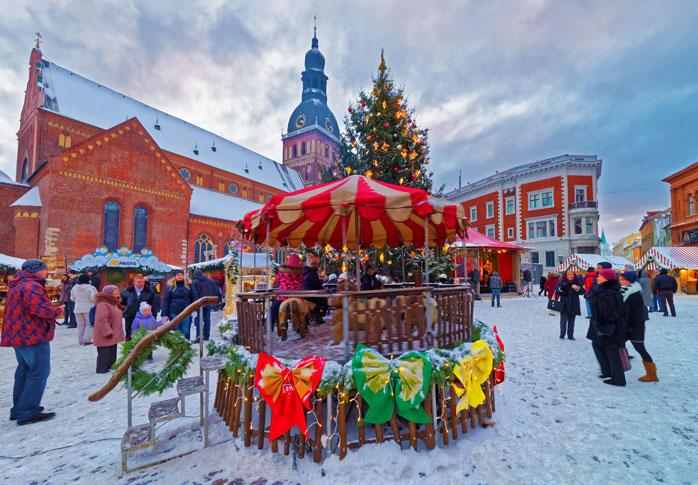 Старый Город – Рига, Латвия