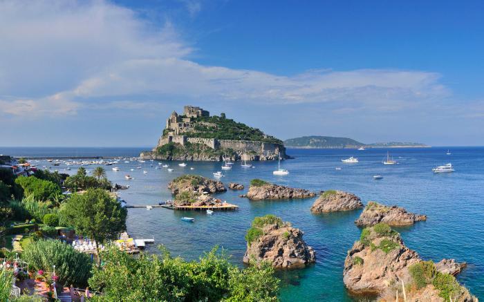 Искья, Италия