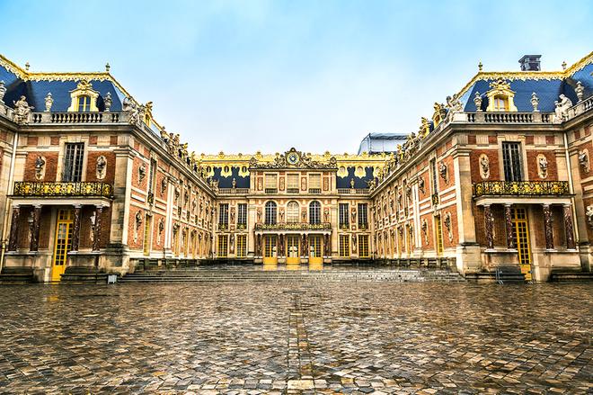 Версальский замок, Франция