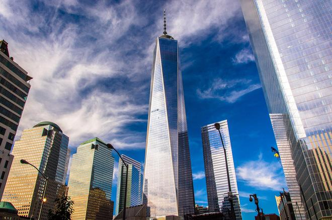 One World Trade Center, Нью-Йорк, США, $ 3,80 млрд
