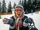Лыжи - это круто!!! Ну как не упасть вснежок пару раз ))) без этого ни как.
