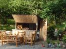 Аджария - бамбуковый рай, здесь из бамбука делают все, начиная от чашек заканчивая швабрами и стремянками!