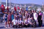 Группа на набережной Бодрума
