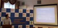 Финалист конкурса Николай Маковский – студент Киевского университета туризма, экономики и права