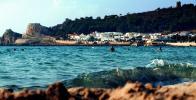 Пляж Кончигли-альто Лидо (Conchiglie-alto Lido)