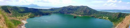 Остров Лусон. Вулкан Тааль