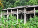 Остров Борнео. Этнографическая деревня