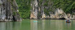 Вьетнам. Бухта Халонг
