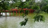 Вьетнам. Ханой. Озеро Возвращенного меча