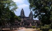 Камбоджа. Сиемреап. Ангкор Ват