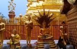 Таиланд. Чианг Май. Храм Дой Сутеп