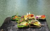 Остров Бали. Храмовые приношения