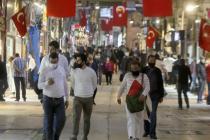 Как соблюдают масочный режим в Стамбуле и Кайсери