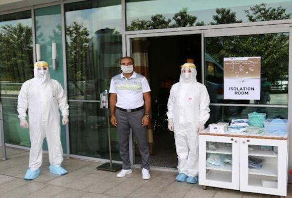 В отелях Турции рассказали о готовности противостоять коронавирусу