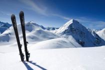 Куда зимой полетят лыжники?