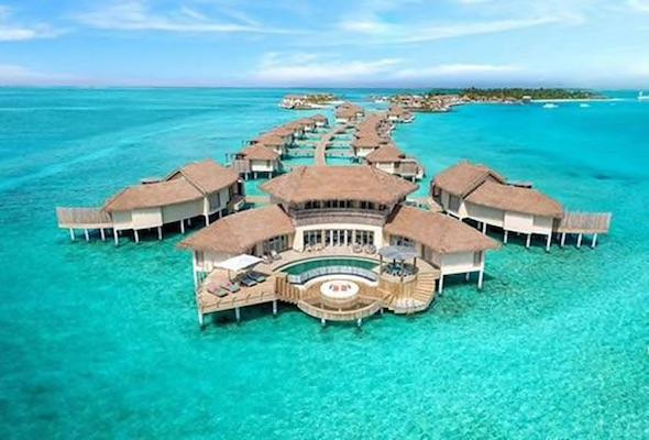 Мальдивы стали еще привлекательнее
