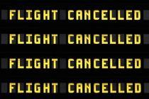 Аэропорты отчитались о потерях