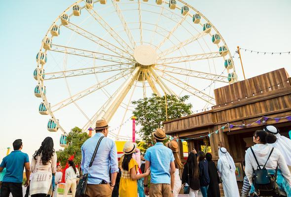 BOLLYWOOD PARKS ™ Dubai відновлює роботу і представляє 9 нових атракціонів