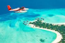 Наши туристы на Мальдивах уже в лидерах