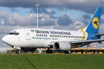 Самолет «Киев – Амстердам» аварийно сел в аэропорту «Борисполь»
