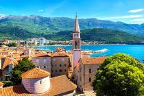 Рейсы в Черногорию запустят из Днепра