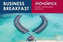 В Києві відбувся бізнес-сніданок з готелем Мальдів
